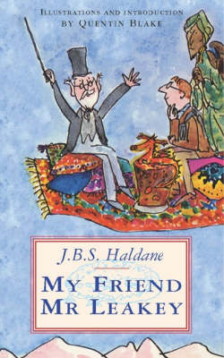 My Friend Mr. Leakey by J. B. S. Haldane