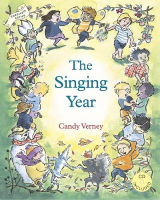 Singing Year, The by Candy Verney