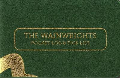 Cover for The Wainwrights Pocket Log & Tick List by