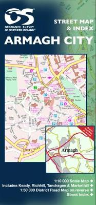 Armagh City by Ordnance Survey of Northern Ireland