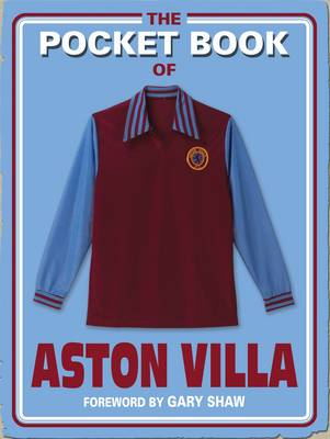Pocket Book of Aston Villa by Dave Woodhall