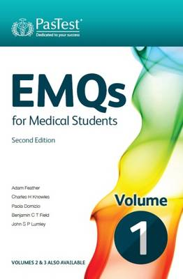 EMQs for Medical Students by Adam, FRCP Feather, Charles H. Knowles, Paulo Domizio