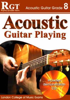 Acoustic Guitar Playing by Tony Skinner