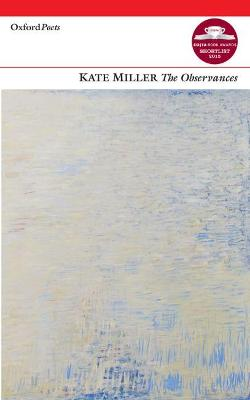 The Observances by Kate Miller