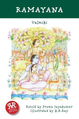 Ramayana by Krishna-Dwaipayana Vyasa