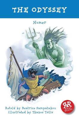 Odyssey, The by Homer, Homer