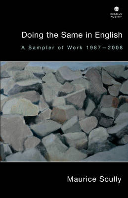 Doing the Same in English by Maurice Scully