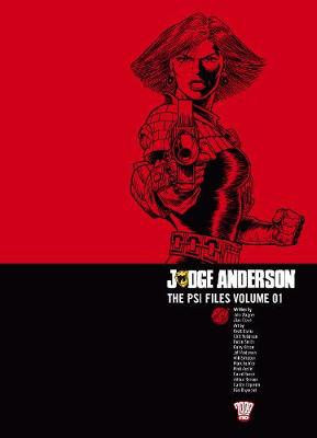 Judge Anderson Psi Files by John Wagner, Alan Grant