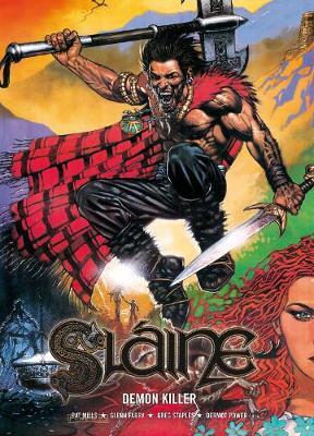 Slaine Demon Killer by Pat Mills