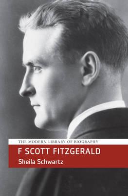 F Scott Fitzgerald by Sheila Schwartz