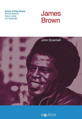 James Brown by John Scannell