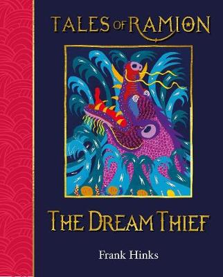 Cover for The Dream Thief  by Frank Hinks