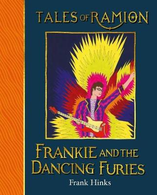 Cover for Frankie and the Dancing Figures Tales of Ramion by Frank Hinks