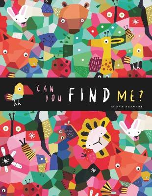 Animosaics: Can You Find Me? by Surya Sajnani