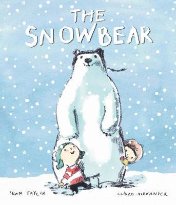 Cover for The Snowbear by Sean Taylor