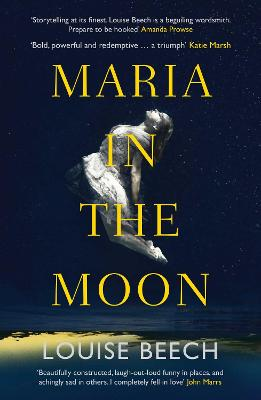 Cover for Maria in the Moon by Louise Beech