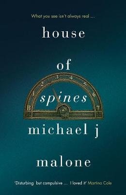 House of Spines by Michael J. Malone