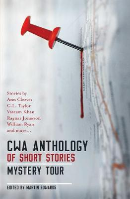 Cover for The CWA Short Story Anthology Mystery Tour by Martin Edwards