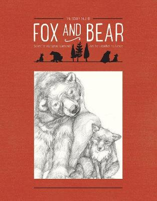 Cover for The Sorry Tale of Fox and Bear by Margrete Lamond