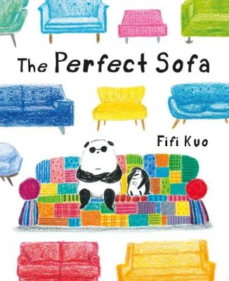 Cover for The Perfect Sofa by Fifi Kuo