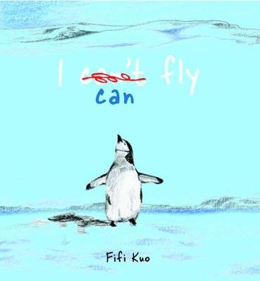Cover for I Can Fly by Fifi Kuo