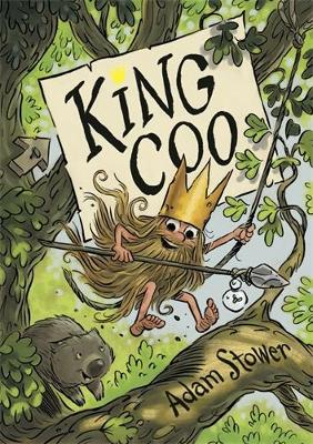 Cover for King Coo by Adam Stower