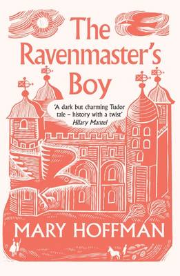 Cover for The Ravenmaster's Boy by Mary Hoffman