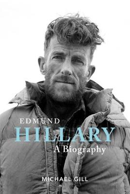 Cover for Edmund Hillary  by Michael Gill