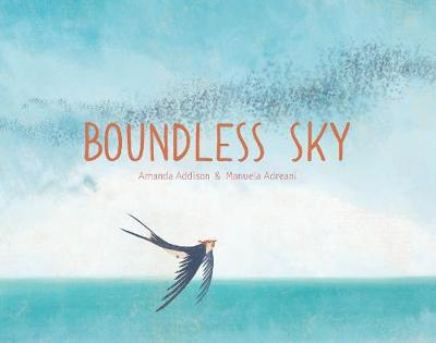 Book Cover for Boundless Sky by Amanda Addison