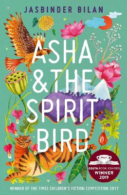 Asha & the Spirit Bird