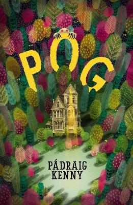 Cover for Pog by Padraig Kenny