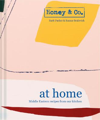 Book Cover for Honey & Co: At Home Middle Eastern recipes from our kitchen by Sarit Packer, Itamar Srulovich