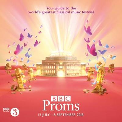 Cover for BBC Proms 2018 Festival Guide by
