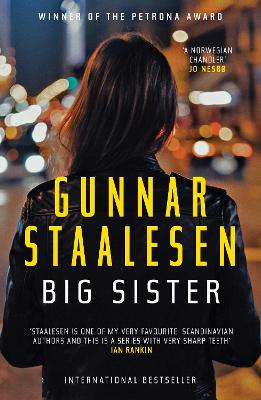 Cover for Big Sister by Gunnar Staalesen