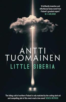 Cover for Little Siberia by Antti Tuomainen
