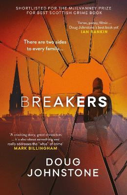 Cover for Breakers by Doug Johnstone