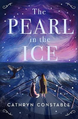 Cover for The Pearl in the Ice by Cathryn Constable