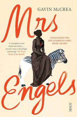 Mrs Engels by Gavin McCrea