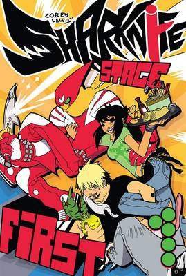Sharknife Volume 1: Stage First by Corey Lewis, Corey Lewis