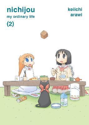 Nichijou Volume 2 by Keiichi Arawi