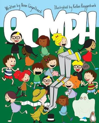 Oomph A World of Words by Anne Lingelbach