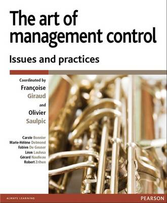 The Art of Management Control by Francoise Giraud