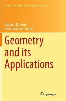 Geometry and its Applications by Vladimir Rovenski