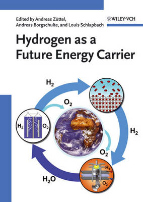 Hydrogen as a Future Energy Carrier by Andreas Zuttel