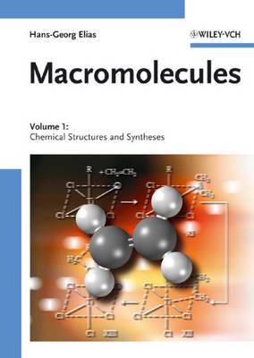 Macromolecules, 4 Volume Set by Hans-Georg Elias