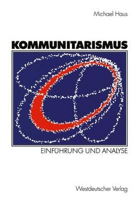 Kommunitarismus by Michael Haus