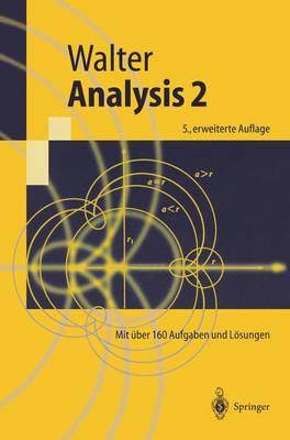 Analysis by Wolfgang Walter