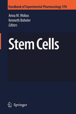 Stem Cells by Anna M. Wobus