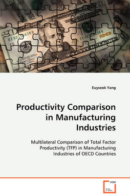 Productivity Comparison in Manufacturing Industries by Euyseok Yang