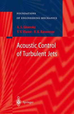Acoustic Control of Turbulent Jets by A .S. Ginevsky, Ye. V. Vlasov, R. K. Karavosov